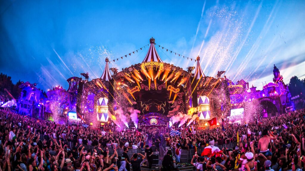 Tomorrowland-2020